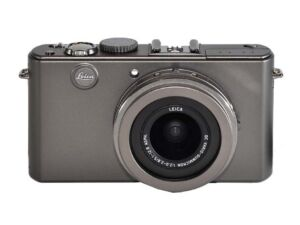 Leica D-LUX 4 10.1 MP Digital Camera - T...
