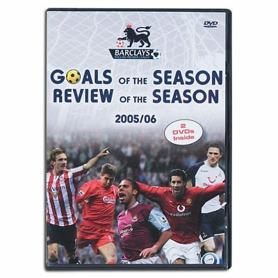 Fa Premier League Season Review 05/06 Soccer 2 Disc Dvd