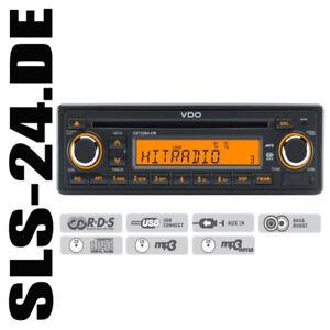 VDO CD7326U-OR LKW Truck BUS 24 V Volt 24V CD USB Radio Autoradio Tuner