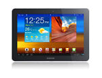 Samsung Galaxy Tab GT-P7500 16GB, Wi-Fi + 3G (Unlocked), 10.1in - Pure White