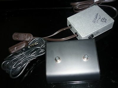 Hammond   Leslie Speaker Motor Control   With Dual Footswitch