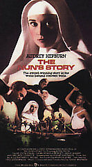 The Nuns Story VHS 1990 - Sicklerville, New Jersey, United States - The Nuns Story VHS 1990 - Sicklerville, New Jersey, United States