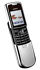 Nokia 8800 Slide - Silver (Unlocked) Mobile Phone