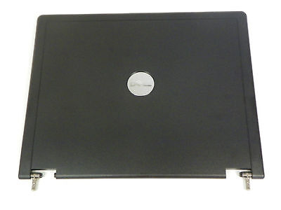 Dell Inspiron 2200 Lcd Back Cover W/ Hinges (g9590)