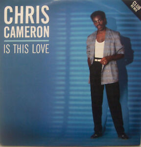 CHRIS-CAMERON-Is-This-Love-CLUB-REMIX-12-Single-PS