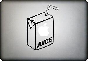 APPLE-JUICE-MacBook-Vinyl-Decal-Sticker-fits-all-sizes
