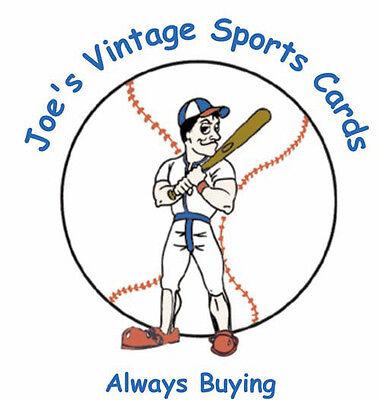 Joe's Vintage Sports Cards
