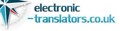 Electronic-Translators