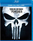 The Punisher (Blu-ray/DVD, 2012, Canadian; Bilingual)