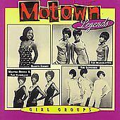 Motown-Legends-Girl-Groups-by-Various-Artists-CD-Mar-1995-Psm-polygram-Sp