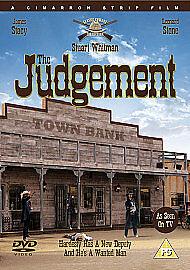 Cimarron Strip: The Judgement (1968) - BRAND NEW SEALED