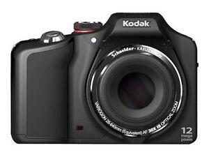brand NEW&Sealed Kodak EasyShare Max Z990 12.0 MP Digital Camera with 30x  Black