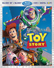 Toy Story (Blu-ray/DVD, 2011, 4-Disc Set, Includes Digital Copy; 3D) (Blu-ray/DVD, 2011)