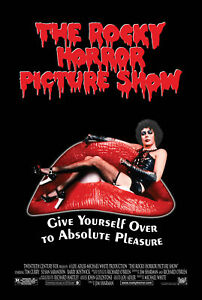 ROCKY HORROR PICTURE SHOW_LAMINATED POSTER_NO 2