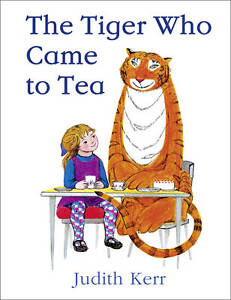 The-Tiger-Who-Came-to-Tea-Mini-HB-Judith-Kerr-Hardcover-Book-NEW-97800073936