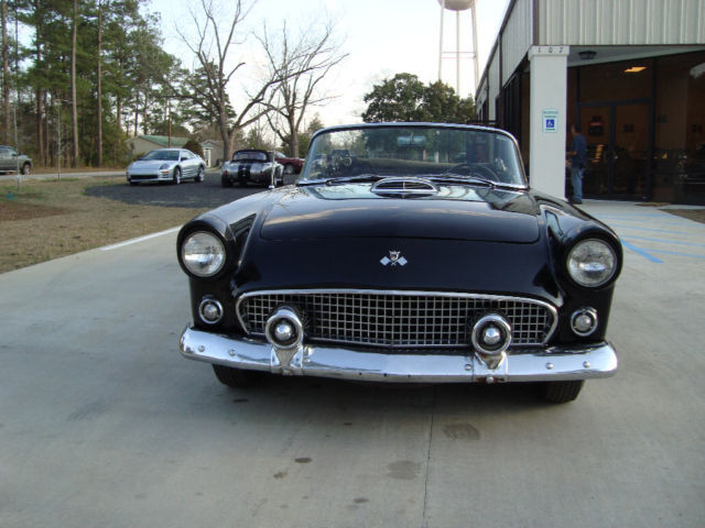 Nice and original 1955 T Bird!