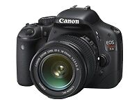 Canon EOS Rebel T2i / 550D 18.0 MP Digit...