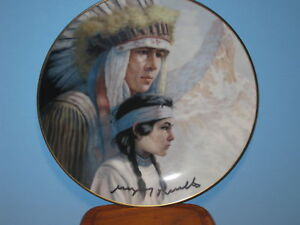 Gregory-Perillo-Collector-Plate-The-Arapaho-Nation