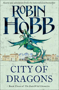 City of Dragons by Robin Hobb (Paperback, 2012)