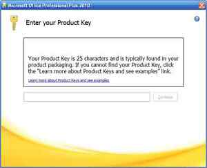 How to install Microsoft Office Professional Plus 2010!