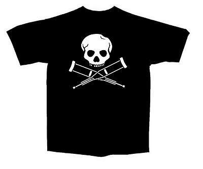 New Jackass Mtv T Shirt Jack Ass Stunt Small Through 5X