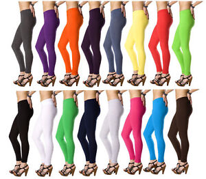 Full-Length-Cotton-Leggings-All-Colours-All-Sizes