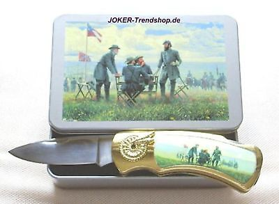 Taschenmesser Süd - Nordstaaten In Box Csa Pocket Knife