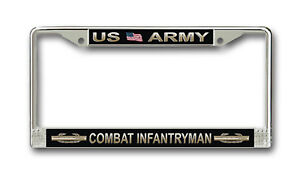 Army-Combat-Infantryman-CIB-License-Plate-Frame