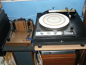 Vinyl LP to CD Transcription Service. Garrard 401 & valve amp analogue transfer.