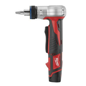 Milwaukee-12V-Cordless-M12-ProPEX-Expansion-Tool-Kit-2432-22-NEW