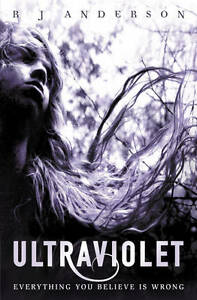 Ultraviolet-J-Anderson-R-Used-Good-Book