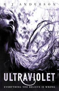 Ultraviolet-By-R-J-Anderson-in-Used-but-Good-condition