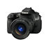 Canon EOS 60D 18.0 MP Digital SLR Camera - Black (Kit w/ Customized Lens)