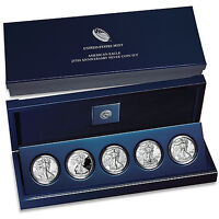 Wait to purchase the 25th Anniversary Silver Eagle Set!