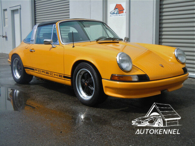 1972 Porsche 911 3.6 Twin Plug Carrera Fast and Fresh