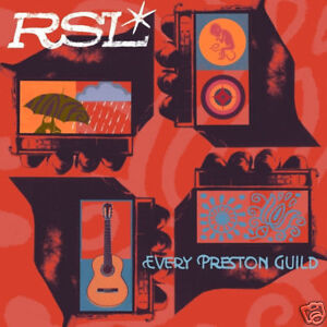 RSL-Every-Preston-Guild-vinyl-2-LP-Ninja-Tune-NEW-UNPLAYED