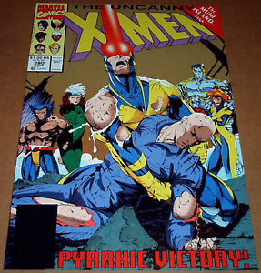 JIM-LEE-PHOENIX-ROGUE-WOLVERINE-MARVEL-COMIC-BOOK-POSTER-UNCANNY-X-MEN-280-MUIR