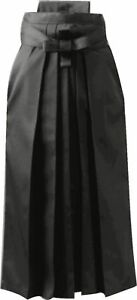 Black-Hakama-NEW-For-many-martial-arts-Styles-Taisho