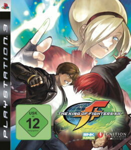 The King of Fighters XII Playstation 3 Spiel/ Ps3 Spiel OVP sehr guter Zustand!