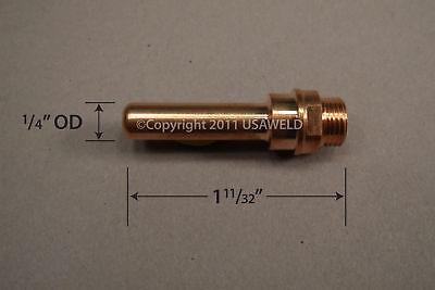 2 Marquette Plasma Cutter Electrode M12157 M12156 Parts