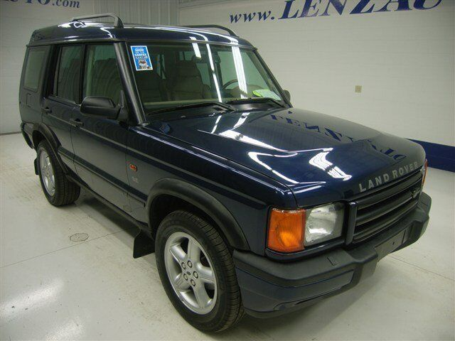 2002 land rover discovery series ii se sport utility 4d autos post. Black Bedroom Furniture Sets. Home Design Ideas