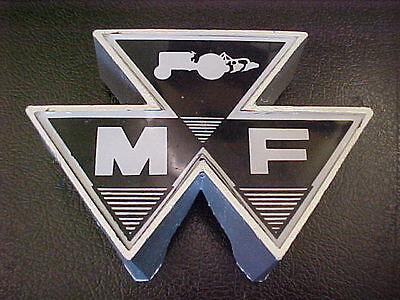 Massey Ferguson Hood Emblem 135150165175180indust