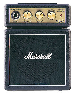Marshall MS-2 Guitar Amp Combo