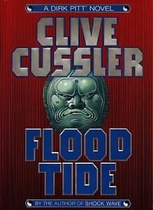 Flood-Tide-A-Novel-Dirk-Pitt-Adventures-Clive-Cussler-Used-Good-Book