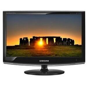 BROKE-Samsung-23-034-Syncmaster-2333Hd-Hdtv-Widescreen-LCD-Monitor