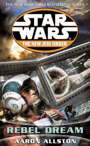 Enemy-Lines-I-Rebel-Dream-Star-Wars-The-New-Jedi-Order-Aaron-Allston-Used