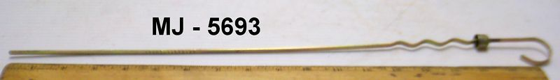 Liquid Level Gage Rod / Dip Stick for Military Vehicle - P/N: 11598125 (NOS)