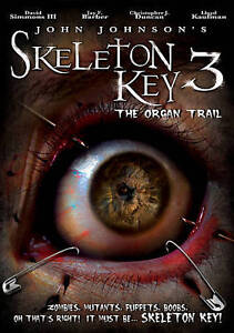 Skeleton Key 3: The Organ Trail DVD