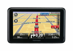 TomTom-GO-2535-5-Touchscreen-GPS-w-US-Canada-Mexico-Maps-Refurbished