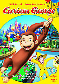 Curious George DVD in Good Condition  Matthew O039Callaghan - Bedford, United Kingdom - Returns accepted Most purchases from business sellers are protected by the Consumer Contract Regulations 2013 which give you the right to cancel the purchase within 14 days after the day you receive the item. Find out more about  - Bedford, United Kingdom